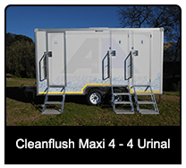 Cleanflush Maxi 4 4 urinal thumbnail image
