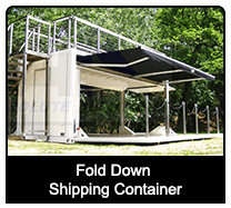 Fold down shipping container thumbnail image