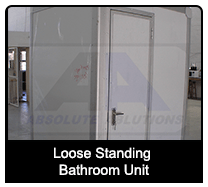 Loose Standing Bathroom Unit thumbnail image