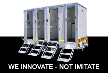 "Image of a Maxi Four on a black box with text saying ""We innovate-not imitate"""